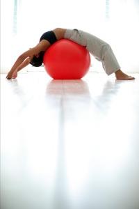 pilates en la clinica defisioterapia Marta Chudy